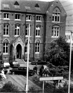 WCS Frontage in the 1970's