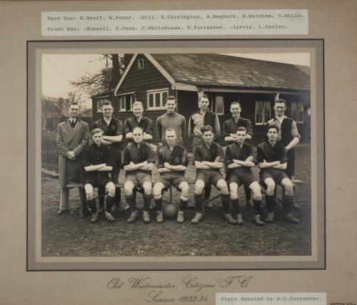 OWCFC Mitcham Archive