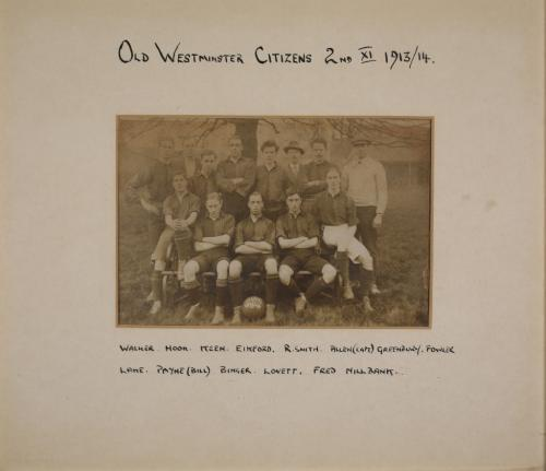 OWCFC Archive Photo