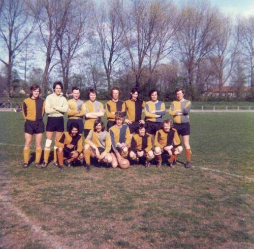 OWCFC Holland Spring 1974